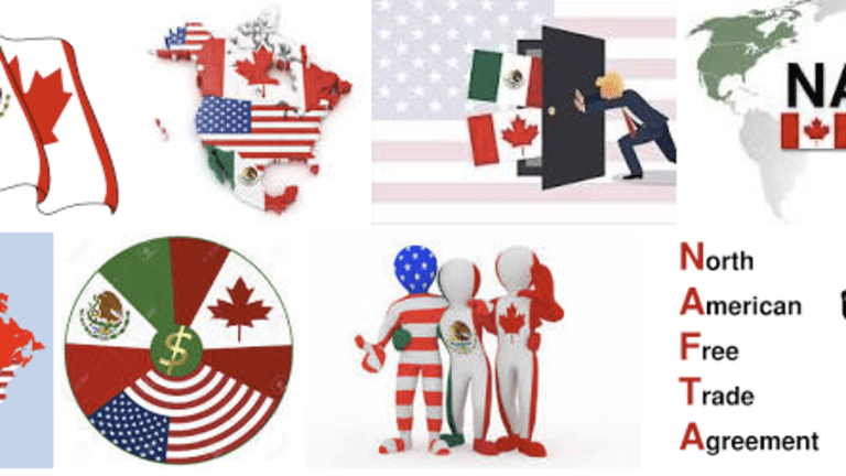 NAFTA is Dead: Trump Seeks Separate Agreements With Mexico and Canada
