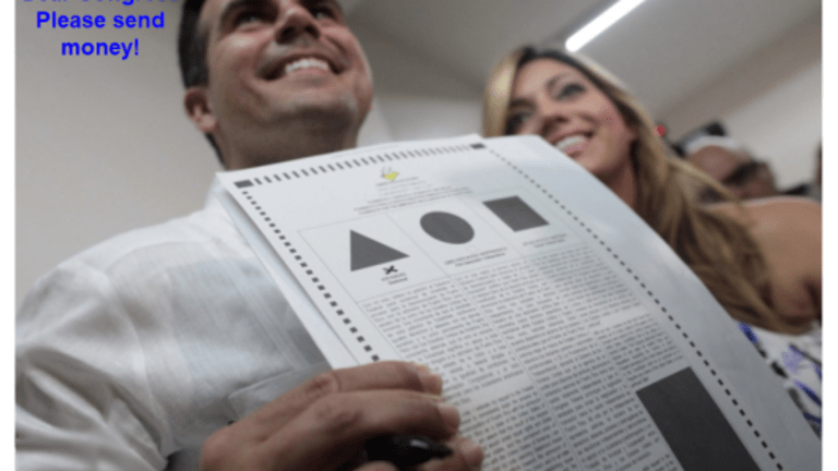 Puerto Ricans Vote for U.S. Statehood with 97% of the Vote, But Turnout was a Mere 23%