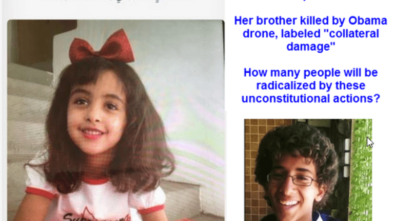 Time to Stop Illegal, Immoral, Unconstitutional Drone Policy of Bush, Obama, Trump