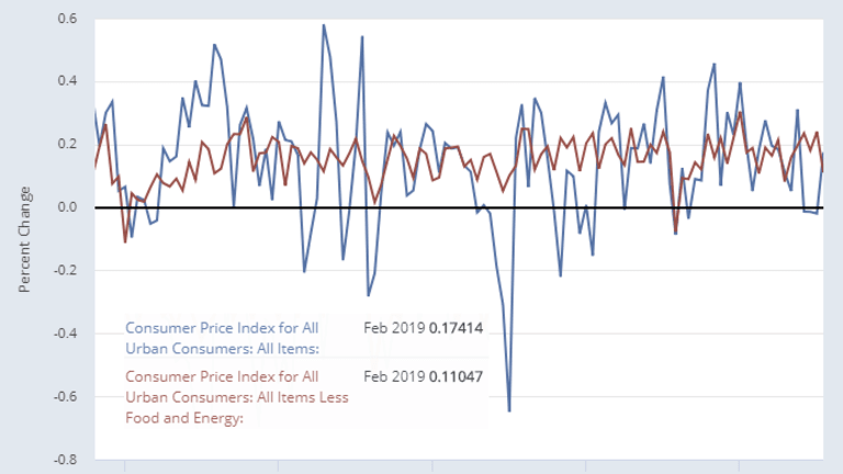CPI Benign at 0.2%, Core CPI Lower Than Expected 0.1%: What Do You Believe?