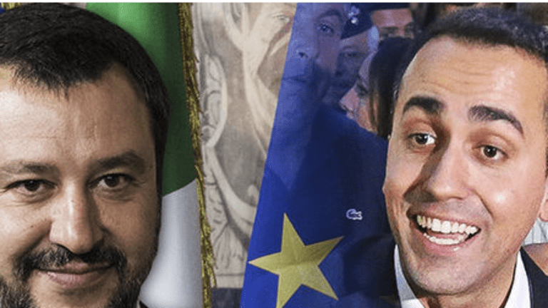 Five Star and Lega Coalition Reaches Agreement