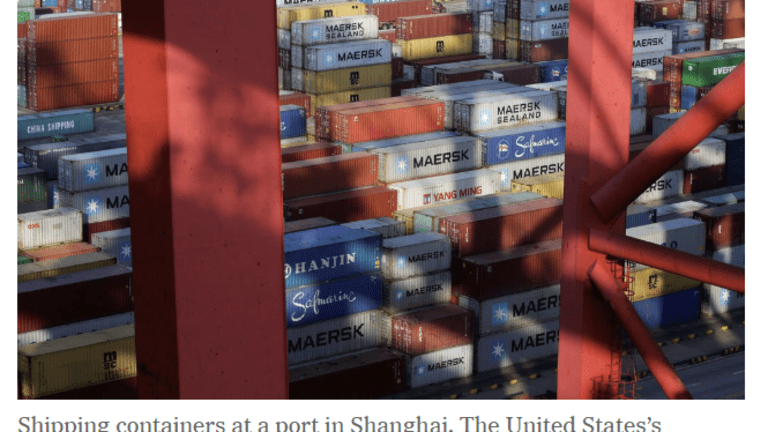 """China Trade Deal """"Success"""": Details None"""