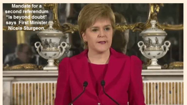 Another Scotland Independence Referendum Coming Up: Project Fear Scottish Style Once Again?