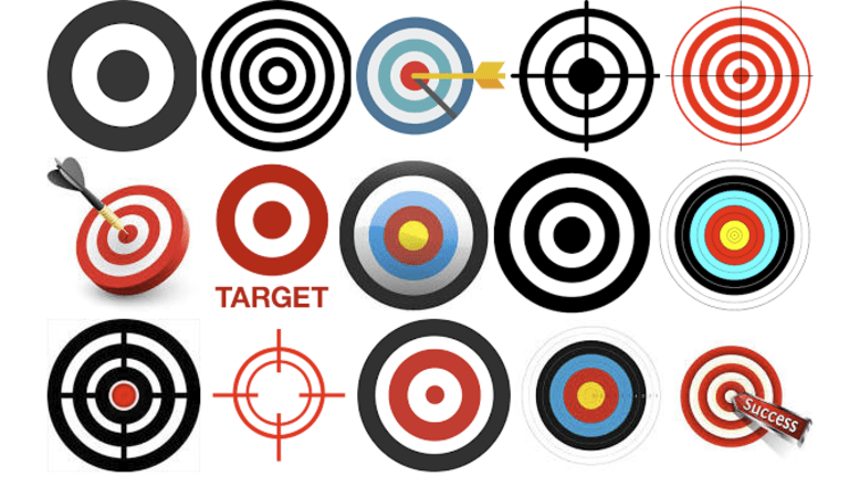 If You Can't Hit the Target, Do You Move It Further Away?