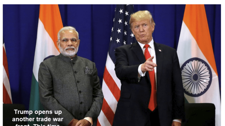 War With the World: Trump Puts Tariffs on India, Considers Australia