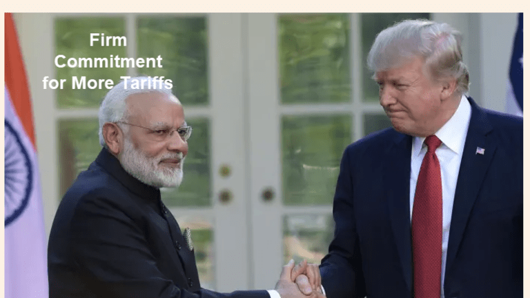 Trade War With India Starts: How Trump is Winning the Global War in 10 Tweets