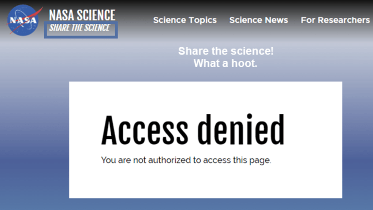 Climate Change Religion and Related Cover-Ups: What the Hell Is NASA Hiding?