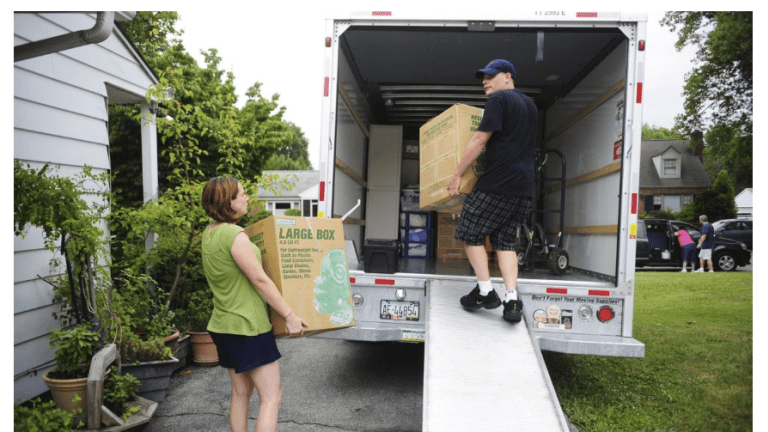 Growing Reluctance to Move: Job Relocations Down