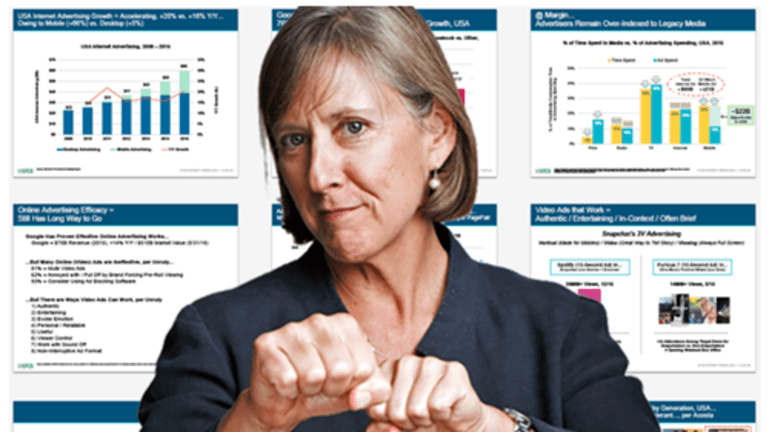 Mary Meeker on Internet Trends – An Excellent Presentation