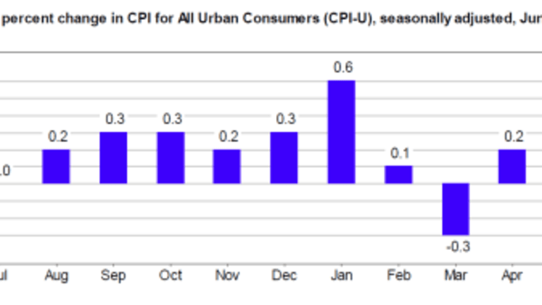 BLS Reports Net Negative Inflation for 5 Months: Anyone Believe That?