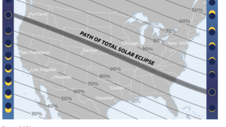 Solar Eclipse is Big Business for Illinois