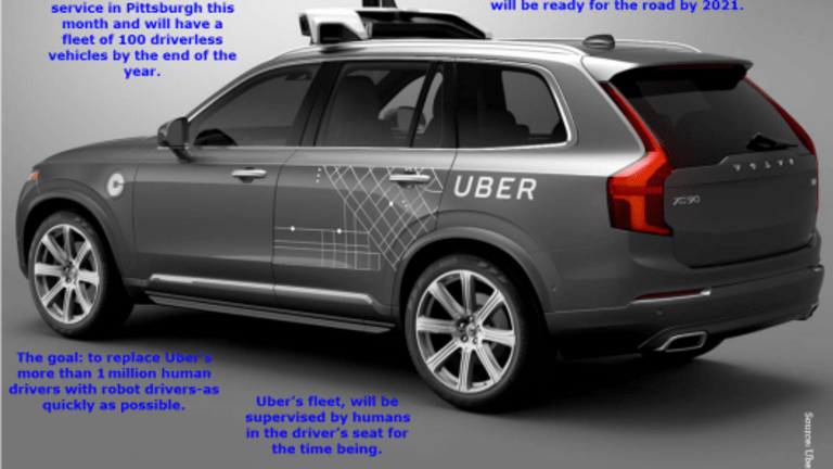 Uber Offers Driverless Rides This Month! What About Snow, Rain, Pigeons