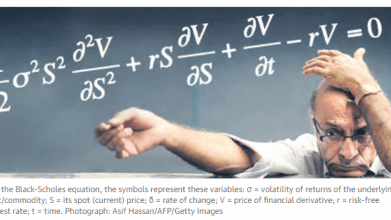 """""""Mr. Practical"""" On Leverage, Options, and Derivative-Fueled Crashes"""