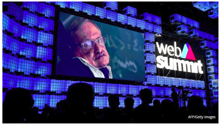 Physicist Stephan Hawking Warns Artificial Intelligence Could Destroy Us