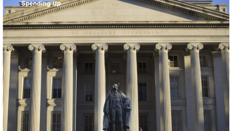 US Budget Deficit Widens 77% in First 4 Months of Fiscal 2019
