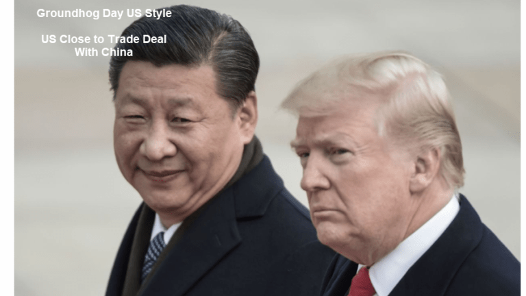 No Foolin' This Time We're Close, Really Close to Trade Deal With China