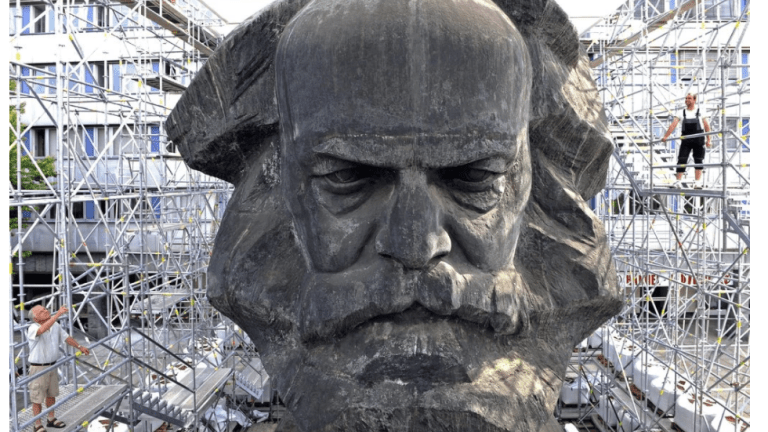 """Idiocy of the Day: NY Times Opinion """"Happy Birthday, Karl Marx. You Were Right!"""""""