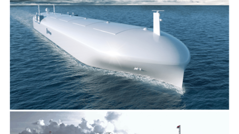 Fully Autonomous Ships Almost Here
