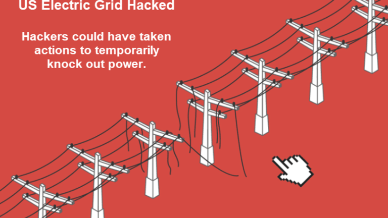 US Electric Grid Hacked: Perpetrators Could Have Shut Down the System