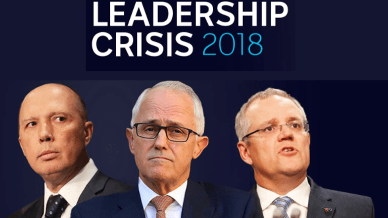 Australia Government Collapse: 13 Ministers Resign, PM Turnbull Outed
