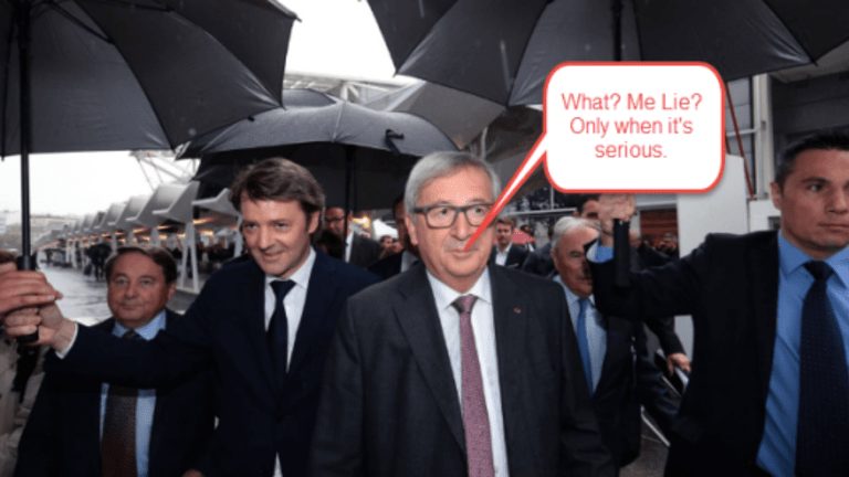 """Brussels Extends """"Juncker Plan"""" Outside EU, to Immigration Projects: UK the Biggest Contributor!"""