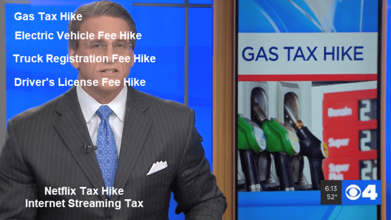 Illinois Ponders Taxing Internet Streaming Services and Gas Tax Hikes of $0.19