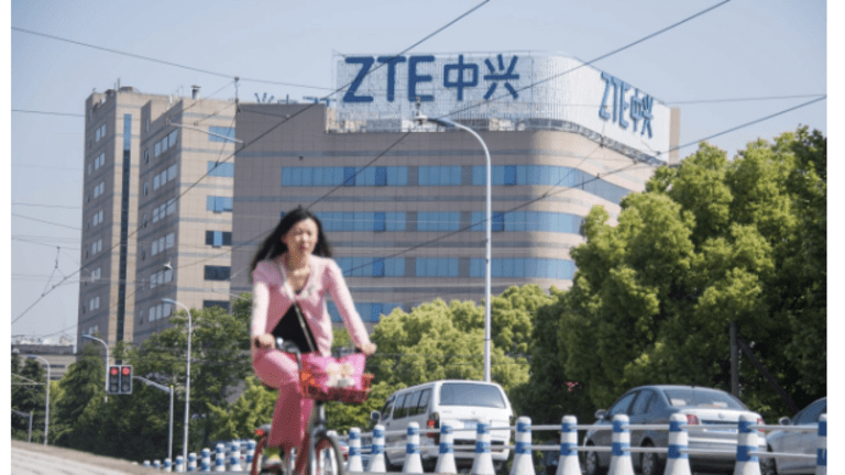 ZTE Back From the Dead After Trump Reverses Sanctions