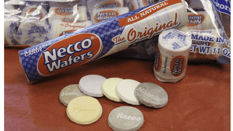 Necco Survives: Plaster or Yummy?