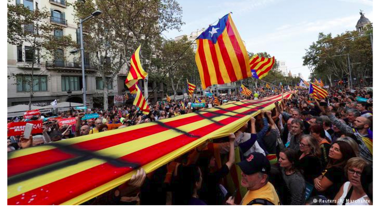 Catalonia Parliament Votes 70-10 for Independence: Best Wishes to Catalonia, the Nation