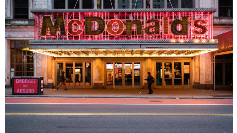 McDonald's Sets Stringent Rules for Dine-In Reopening