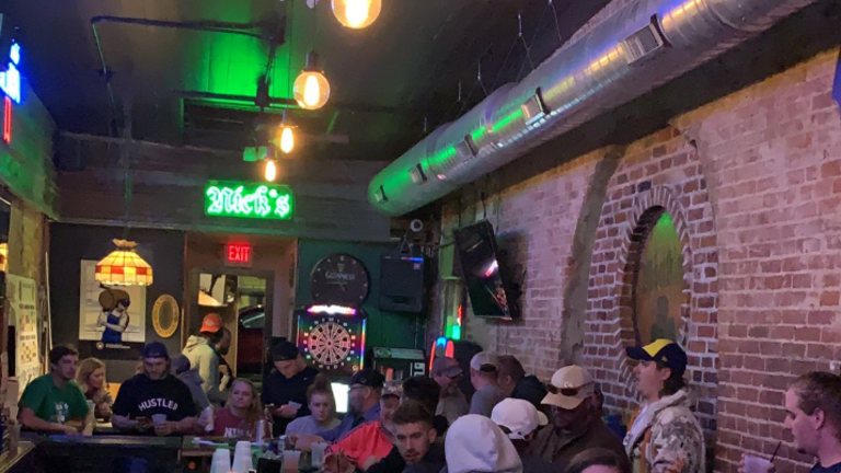 Wisconsin Bars Flooded With Traffic, Or Are They?