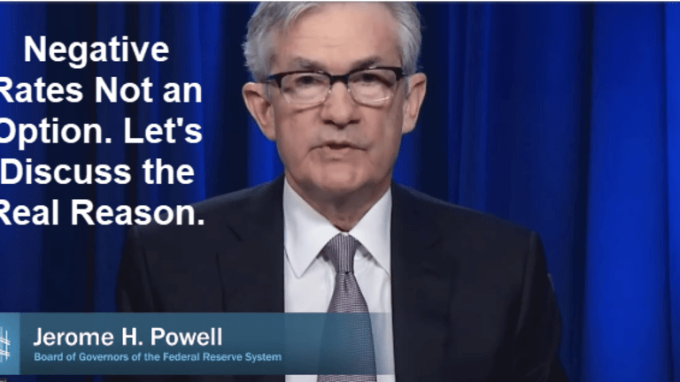 If the Fed Follows the Market, Why Won't Rates Go Negative?