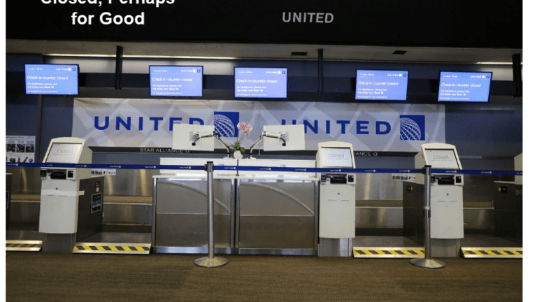 Airlines to Abandon Dozens of Regional Cities