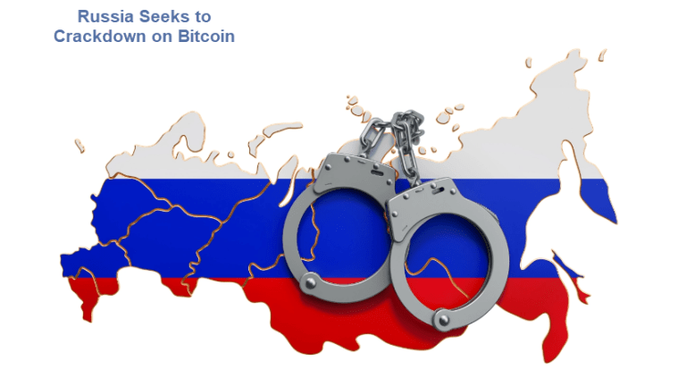 Russia Proposes Jail Sentences for Buying Bitcoin with Cash