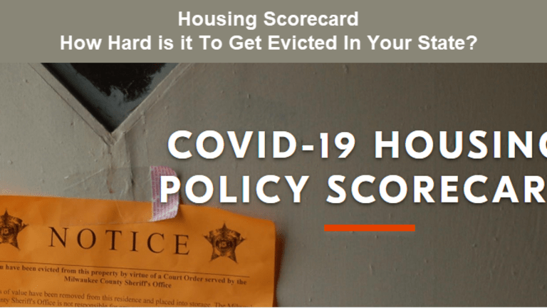 How Hard is it To Get Evicted in Your State?