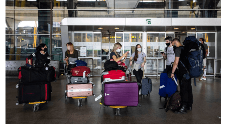 The EU Lifts Its Travel Ban But Not For the US
