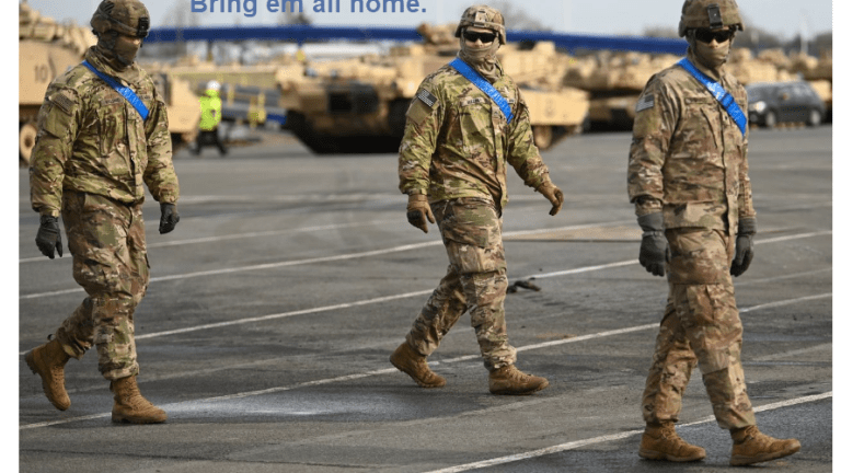 US Military Shuffle from Germany to Poland is Imminent