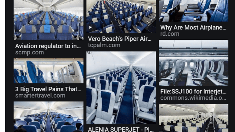 The Planes are Safe, It's the People Who Aren't