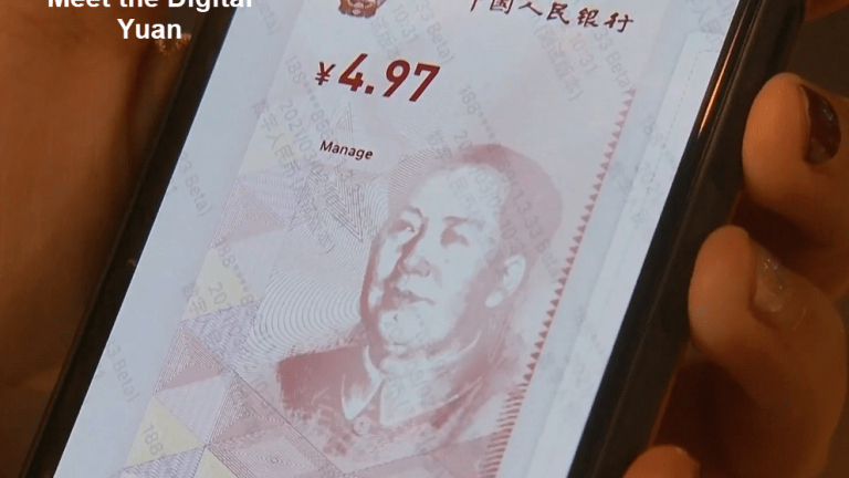 Anxiety in the US as China Creates the First Major Digital Currency