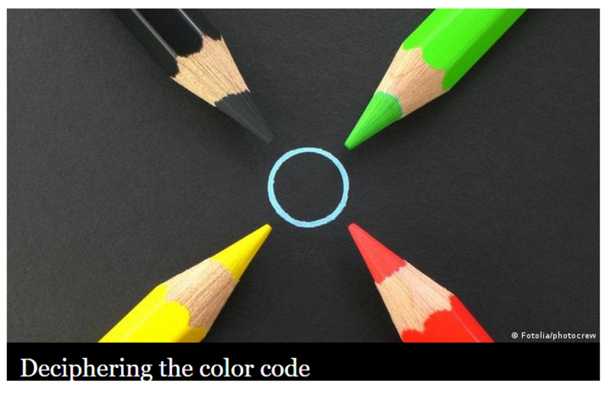 Deciphering the Color Code