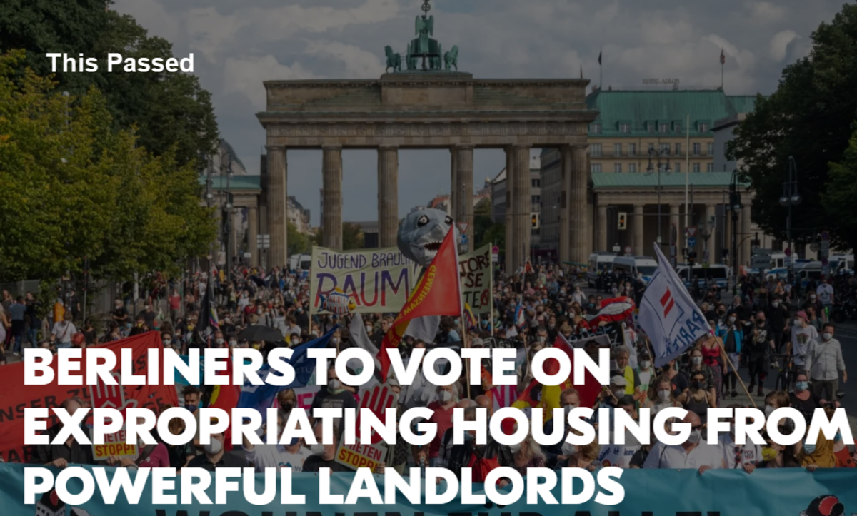 Berliners to Vote On