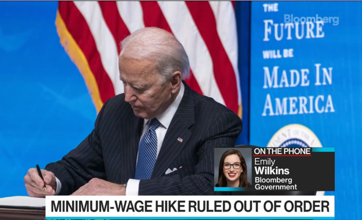 Minimum Wage Hike Ruled Out of Order
