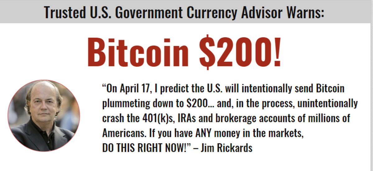 Trusted US Government Currency Advisor
