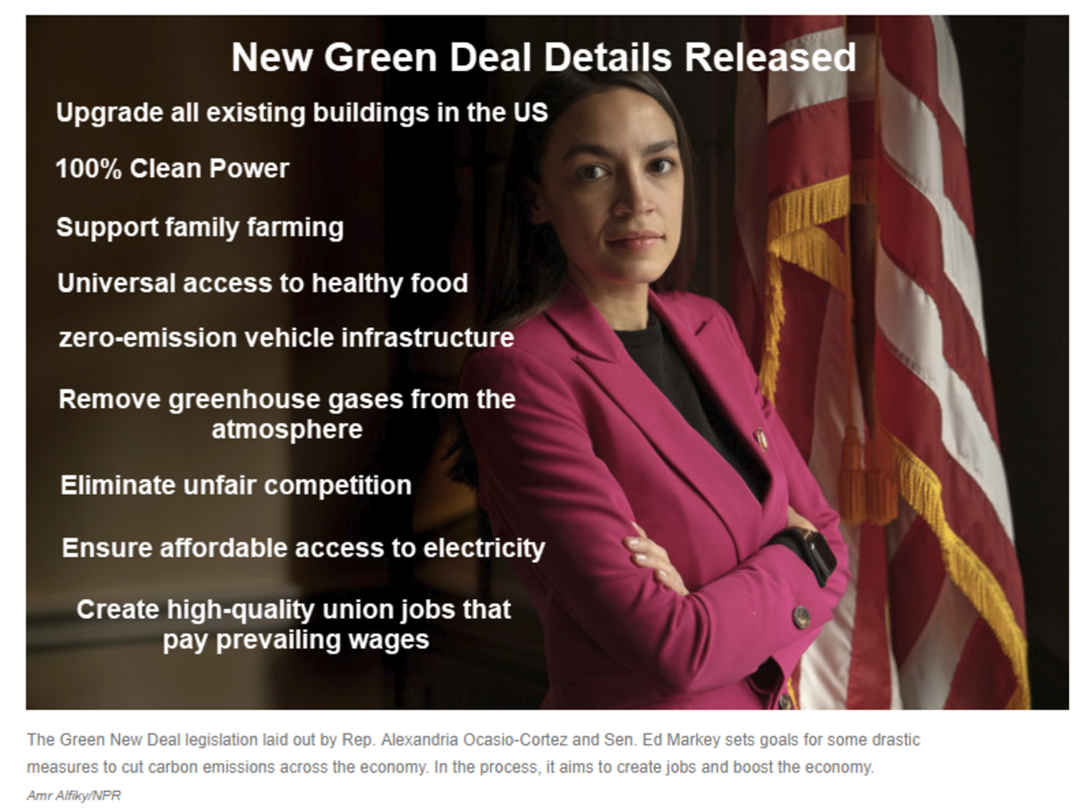 New Green Details Released