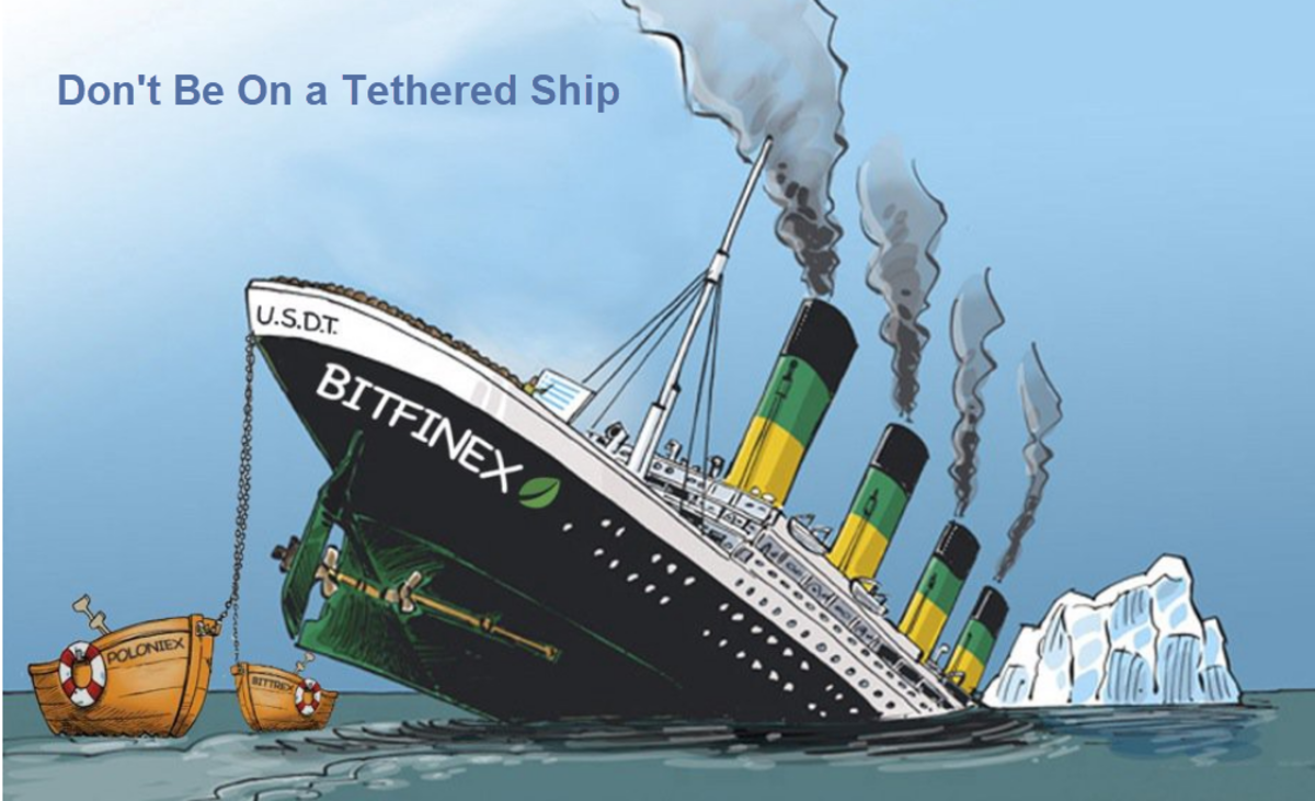 Don't Be On a Tethered Ship
