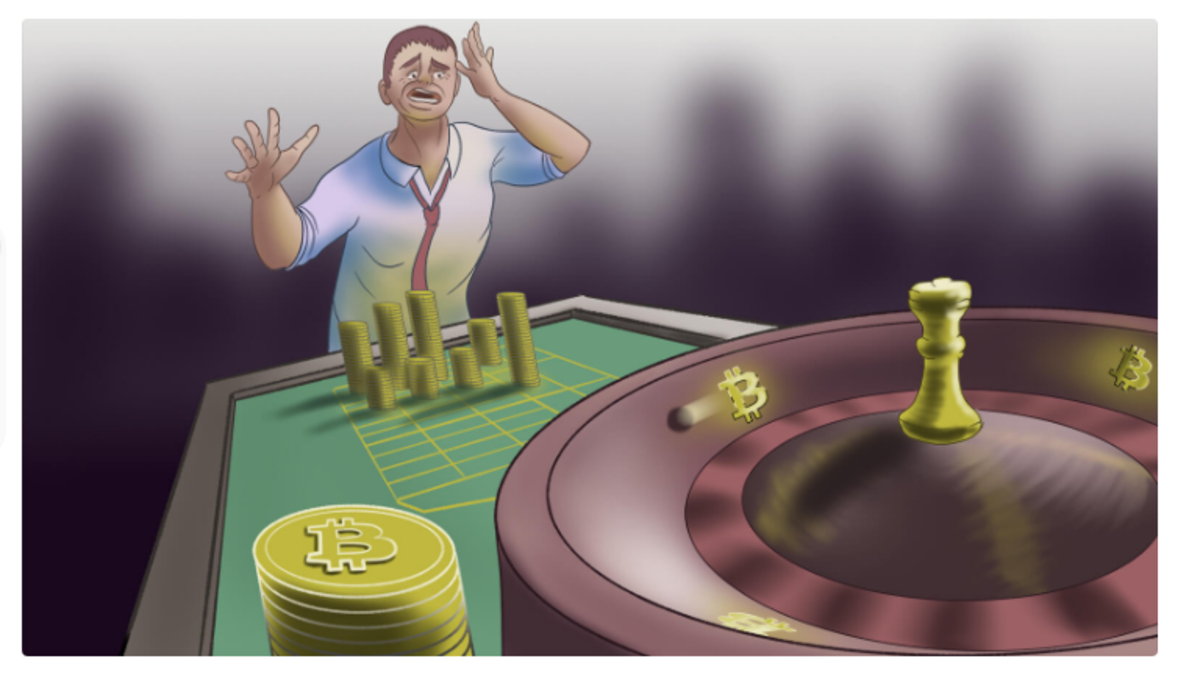 Curmudgeon on Cryptocurrency