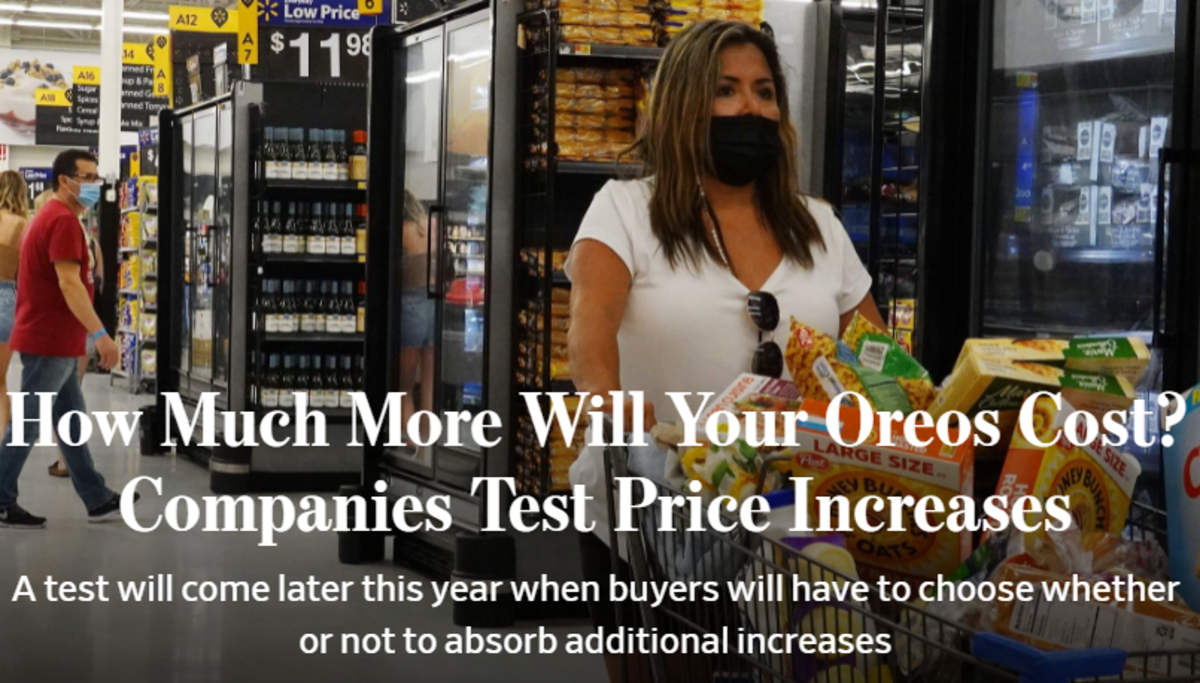 How Much More Will Your Oreos Cost