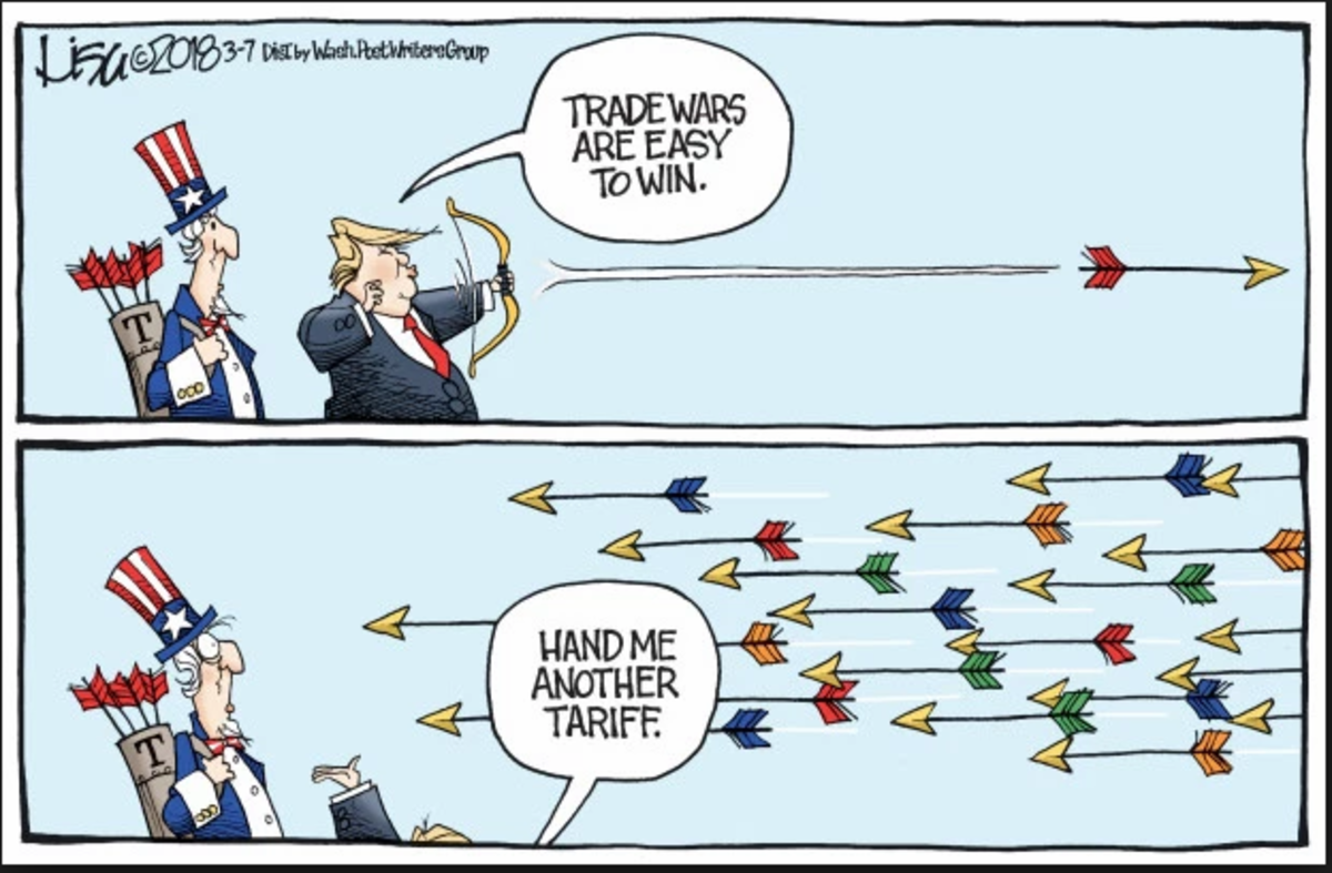 Trade Wars Easy to Win 3
