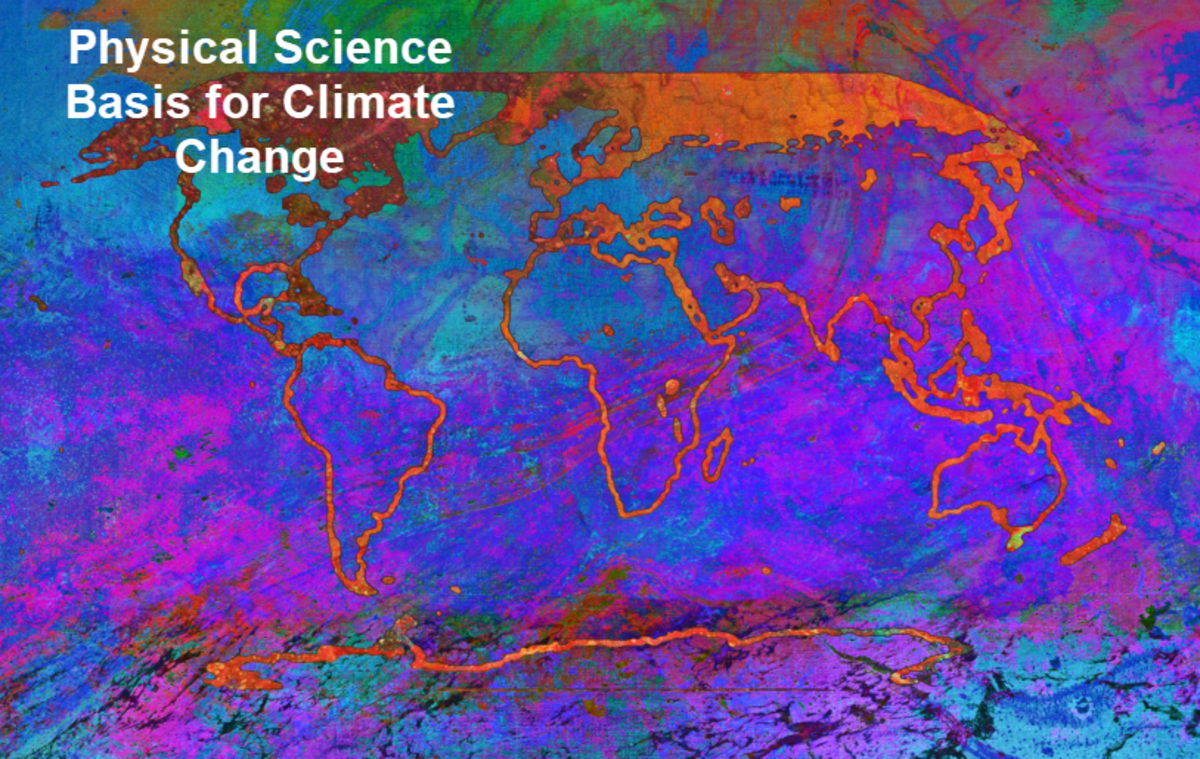 Physical Science Basis for Climate Change